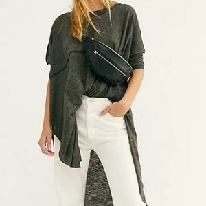 NWT Free People Tell Tale Tunic